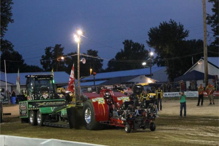 NTPA Grand National Tractor Pull